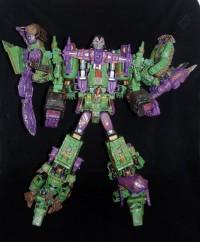Transformers News: Transtopia Masterclass - WFC Devastator