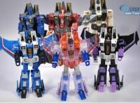 Transformers News: Henkei Ghost Starscream Video Review