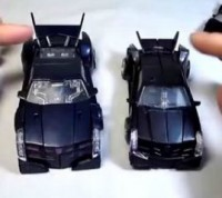 """Transformers Prime """"Robots in Disguise"""" Deluxe Vehicon Chinese Video Review"""
