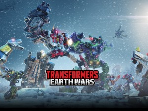 Transformers Earth Wars: The Big Thaw event