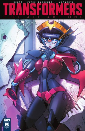 Transformers News: Full Preview of IDW Transformers: Till All Are One #6