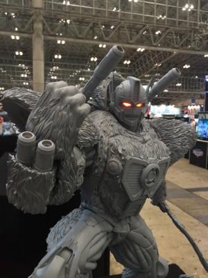 Prime1 Studios New Statues; G1 Megatron and Beast Wars Optimus Primal revealed-Wonderfest 2016