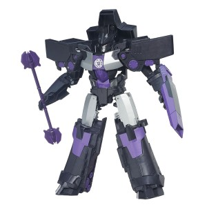 Transformers News: Transformers Robots in Disguise TRU Exclusive 5 Step Megatronus Revealed, Show Spoilers