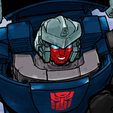 """Transformers Mosaic: """"Ride in Style."""""""