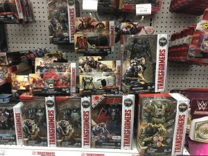 Transformers: The Last Knight One Step Wave 3 Also Sighted at Toys'R'Us
