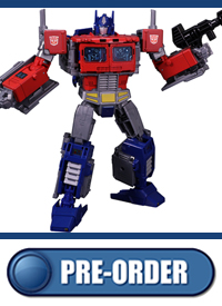 Transformers News: The Chosen Prime Newsletter - December 29, 2017