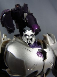 Transformers News: Transformers Prime Arms Micron AM-05 Megatron Images