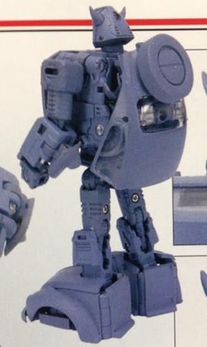 New Image of Takara Tomy Transformers Masterpiece MP-21 Masterpiece Bumblebee