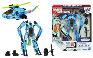 Transformers News: First In-package Generations Whirl Image