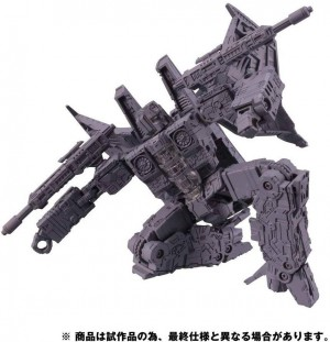 Transformers War for Cybertron: Siege Prototype Images for Ironhide and Starscream, Takara Stock Images for Sixgun, Aimless, Spy Patrol