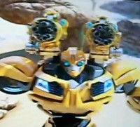 Transformers News: New Transformers Prime Weaponizer Commercial