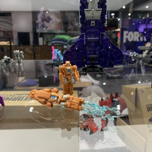 #SDCC2019 Transformers Siege Rung Ratbat Rumble Micromaster Set Micromaster Combiners Revealed!