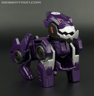 Transformers News: New Galleries: Robots In Disguise 1-Step Underbite, Sideswipe, Strongarm and Bumblebee