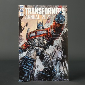 Transformers Annual, X-Men, TMNT, Vampirella and other new comics at the Seibertron Store