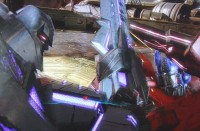 Transformers News: Ending Scene and Credits from Transformers Fall of Cybertron