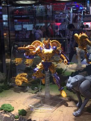 Wonderfest Summer 2016 Color Photos of Transformers Beast Wars Masterpiece Cheetor
