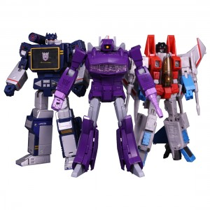 Transformers News: Stock Images of Takara Tomy Transformers Masterpiece MP29+ Boei Sanbo Laserwave (Shockwave)
