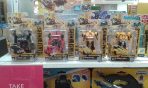 Transformers Bumblebee Speed Series Sighted in Ireland, 30% Off #JoinTheBuzz