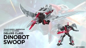 Transformers News: Power of the Primes Select Series Red Swoop and Ricochet listings on Midtown Comics