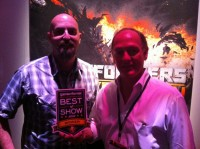 Transformers: Fall of Cybertron Name E3 Best of Show 2012