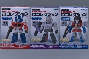 Transformers News: In-Hand Photos of Transformers D Collection Figures by Kabaya