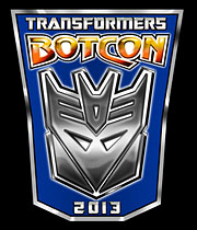 Transformers News: Botcon 2013 Brochure is Up and Registration Next Week