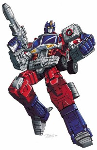 Transformers News: Boxart for Cancelled Energon Megatron and Optimus Prime Repaints
