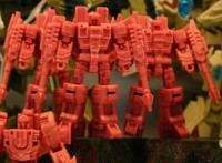 First Look at TFC EX-004 Targetroids (3rd Party Target Masters)