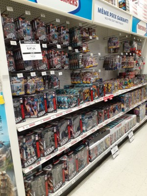Toysrus Canada Fully Stocked with Transformers for the Holiday Season
