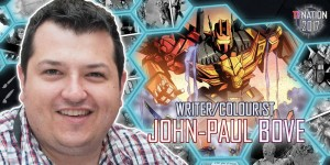 Transformers News: TFNation 2017 Updates: Hotel, Prices, John-Paul Bove