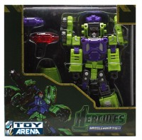 Transformers News: Toyarena Update: TFC Toys Hercules Mad Blender, Neck Breaker & Many More Available Now!
