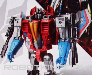 Video Review for Transformers Generations Cyber Battalion Series Starscream