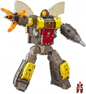 Entertainment Earth: Omega Supreme, Transformers ReAction, Scavenger, Masterpiece and more!