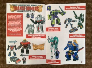 New Details about Transformers Subscription Service 5.0