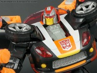 Transformers News: New BotCon 2012 Galleries: Kick-Over, Spinister, Shattered Glass Optimus Prime, & Octopunch