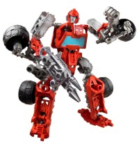 Transformers News: Video Review: Transformers Constructbots Ironhide
