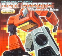 Transformers News: Pics of WST Communications Liaison from TFsource.com