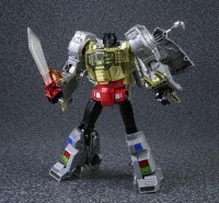 Transformers News: Masterpiece Grimlock Comes Stateside in 2010!