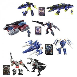 Upcoming Titans Return Deluxe Wave 4 Revision