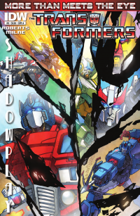 Transformers News: Transformers: More Than Meets The Eye Ongoing #9 Preview