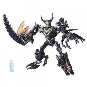 Video Review for Transformers: The Last Knight Infernocus Combiner