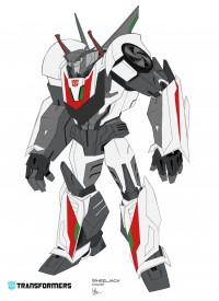 Jose Lopez Shares Transformers Prime Concept Art