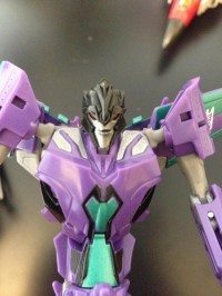 Transformers News: In-Hand Images: TFSS Slipstream