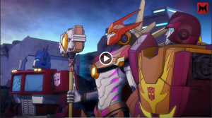 Transformers News: Transformers Combiner Wars Animated Series Finale