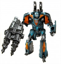 Transformers News: SDCC 2012 Coverage: Hasbro official images of Generations WRECKERS and their combined RUINATION mode