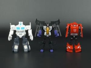 New Galleries: Combiner Wars Legion Class Ultra Magnus, Skywarp, and Cliffjumper