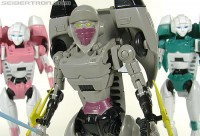 New Toy Galleries: Impossible Toys Valkyrie (Arcee), (Paradron) Medic and Ninja (Nightbird)
