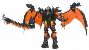 Transformers News: Official Transformers Video: Ultimate Class Beast Fire Predaking and Optimus Prime Commercial