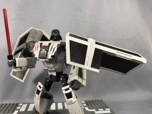 In-Hand Images of Takara Star Wars Powered By Transformers X1 Tie Advanced