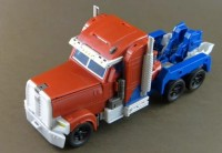 Transformers Prime Weaponizer Optimus Prime Video Review